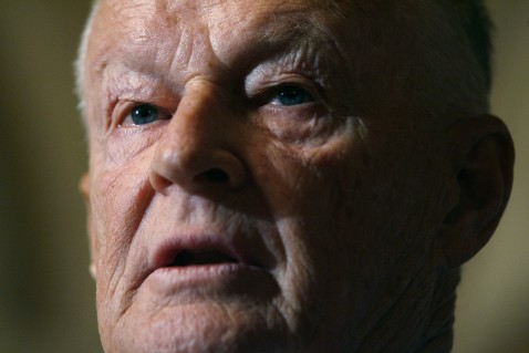 Former National Security Advisor Zbigniew Brzezinski