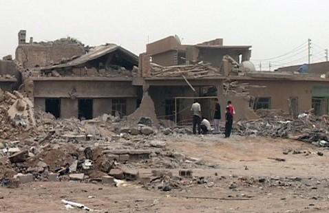 iraqi village
