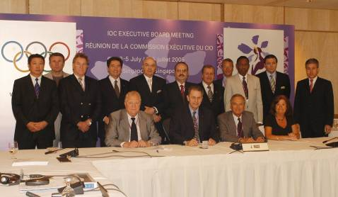 IOC Executive Committee.