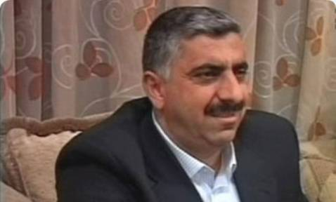 Abd al-Salam al-'Ani, president of the Anbar Provincial Council.