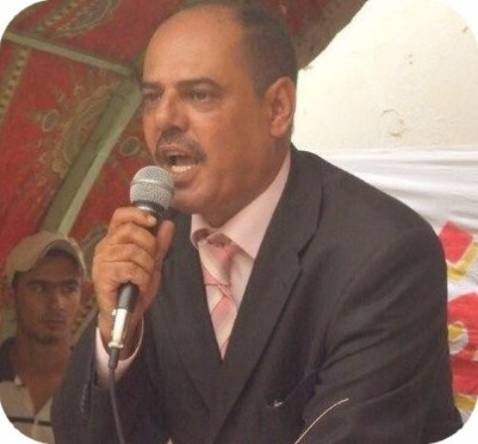 Mu'ayad al-Lami, the newly elected head of the Iraqi Journalists Syndicate.