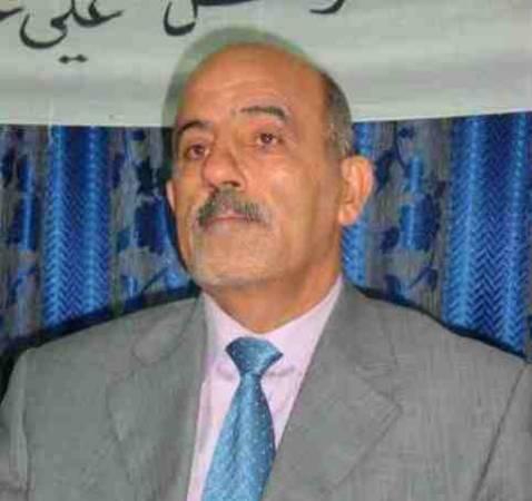 Ra'ad Mula Jawad al-Tamimi, the former governor of Diyala Province.