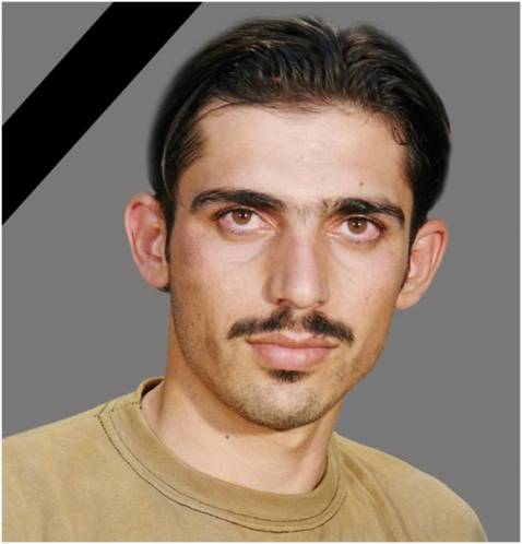 Soran Mama Hama, the Kirkuk-based journalist who was slain on Monday.