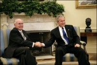 Howard, Bush Meeting May 16, 2006