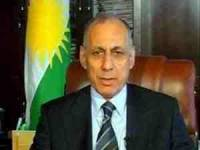 Adnan Mufti, president of the Iraqi Kurdistan regional assembly.