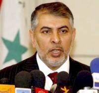 Sami al-Askari, Iraqi MP and close ally of the Maliki government.