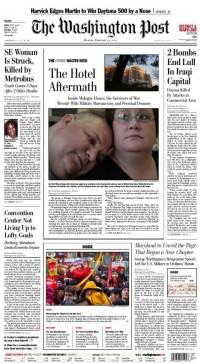 IraqSlogger: MediaWatch:Print:February 2007